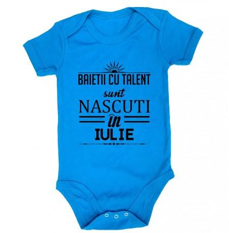[baby]Baietii cu talent sunt nascuti in...