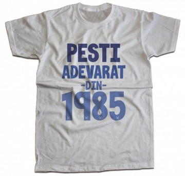 Pesti autentic din [1985]