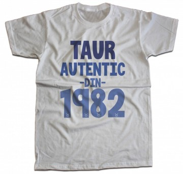 Taur autentic din [1982]