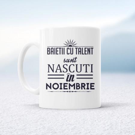 Baietii cu talent sunt nascuti in noiembrie