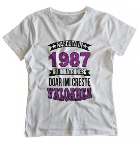 Imi creste valoarea [F] [1987]