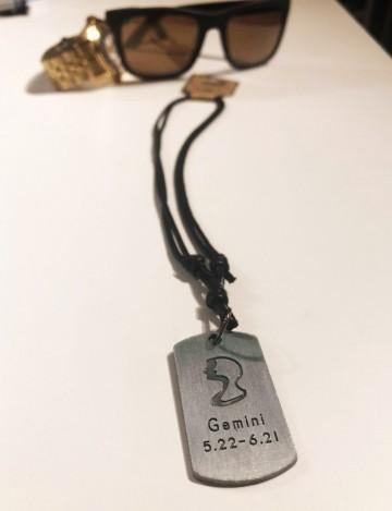 Medalion - Gemeni