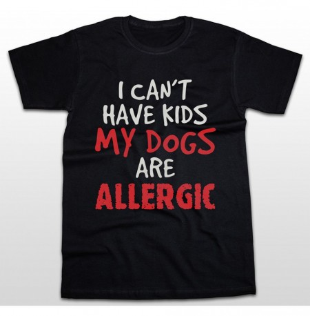 My dogs are allergic