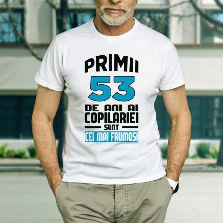 Primii 53 de ani ai copilariei