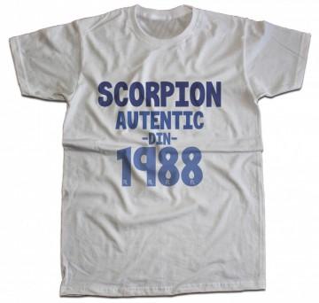 Scorpion autentic din [1988]