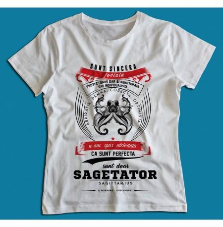 Sunt doar Sagetator...