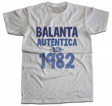Balanta autentica din [1982]