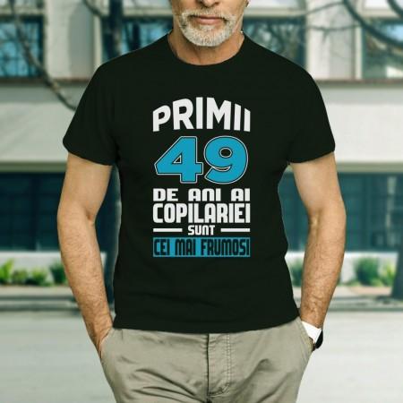 Primii 49 de ani ai copilariei