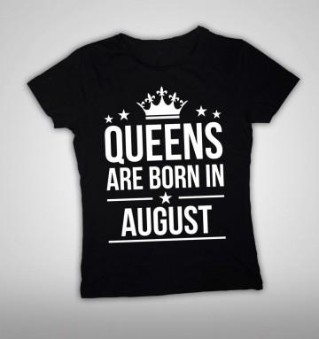 Queens are born in...