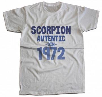 Scorpion autentic din [1972]