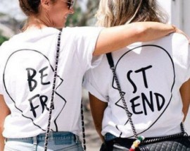 Set tricouri BEST FRIENDS