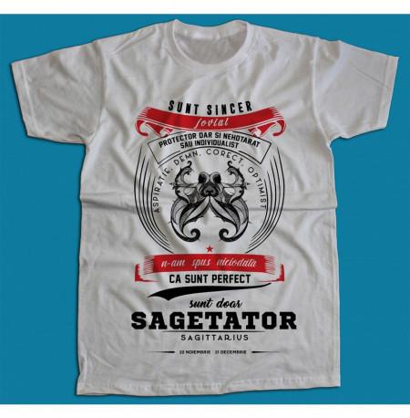 Sunt doar Sagetator [Tricou] *LICHIDARE STOC*