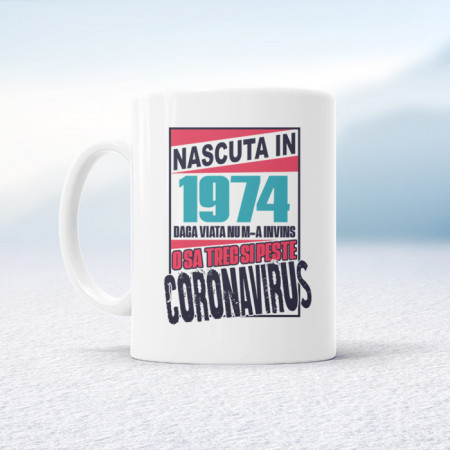 Trec peste Coronavirus [1974] F