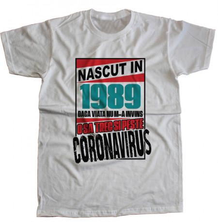 Trec peste Coronavirus [1989] B