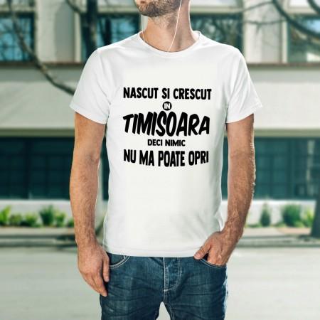 Nascut si crescut in Timisoara