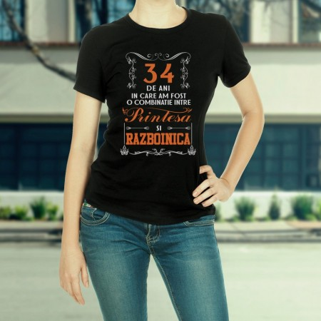 Printesa si Razboinica [34]