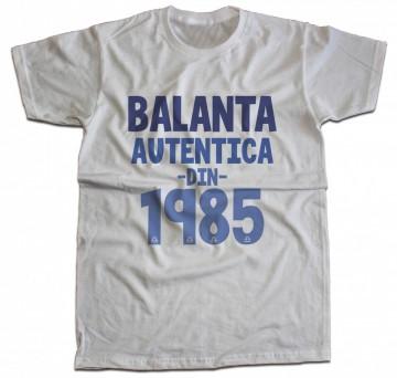 Balanta autentica din [1985]