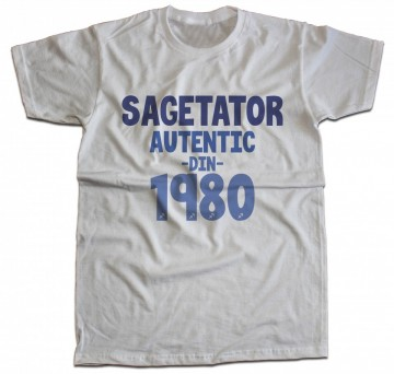 Sagetator autentic din [1980]