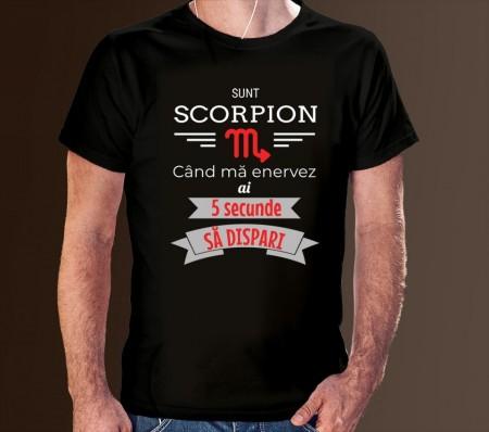 Scorpion adevarat [Tricou] *LICHIDARE STOC*