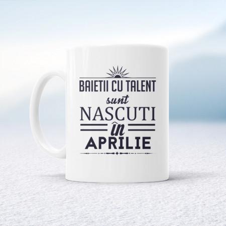 Baietii cu talent sunt nascuti in aprilie
