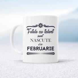 Fetele cu talent - Februarie