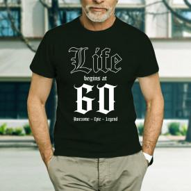 Life begins at 60 - B