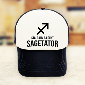 Stai calm - Sagetator [Sapca]