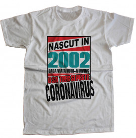 Trec peste Coronavirus [2002] B