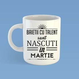 Baietii cu talent sunt nascuti in...