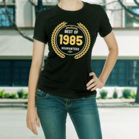 Best of 1985 - F