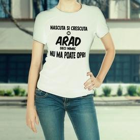 Nascuta si crescuta in Arad