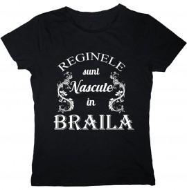 Reginele sunt nascute in Braila