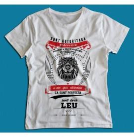 Sunt doar Leu...