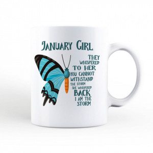 Cana January Girl [Vărsător/Capricorn]