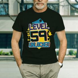 Level Unlocked - 59 B