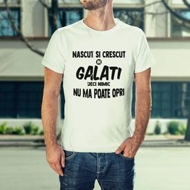 Nascut si crescut in Galati