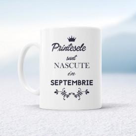 Prințesele sunt născute în septembrie