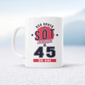Soț adevărat - 45