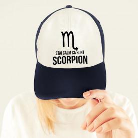 Stai calm - Scorpion [Sapca]