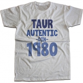 Taur autentic din [1980]