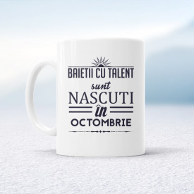Baietii cu talent sunt nascuti in octombrie