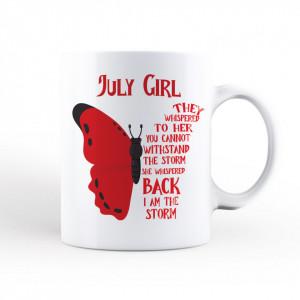 Cana July Girl [Rac/Leu]