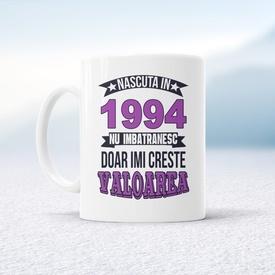 Imi creste valoarea [F] [1994]