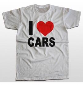 I LOVE CARS