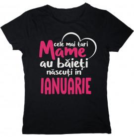 Mamele tari au Baieti [Ianuarie]