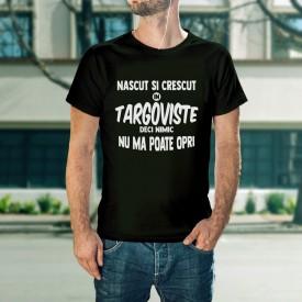 Nascut si crescut in Targoviste