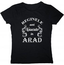 Reginele sunt nascute in Arad
