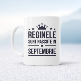 Reginele sunt nascute in Septembrie