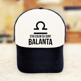 Stai calm - Balanta [Sapca]