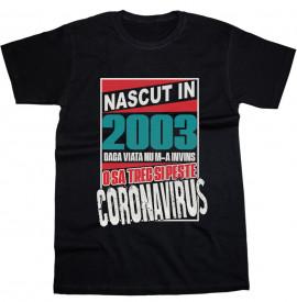 Trec peste Coronavirus [2003] B